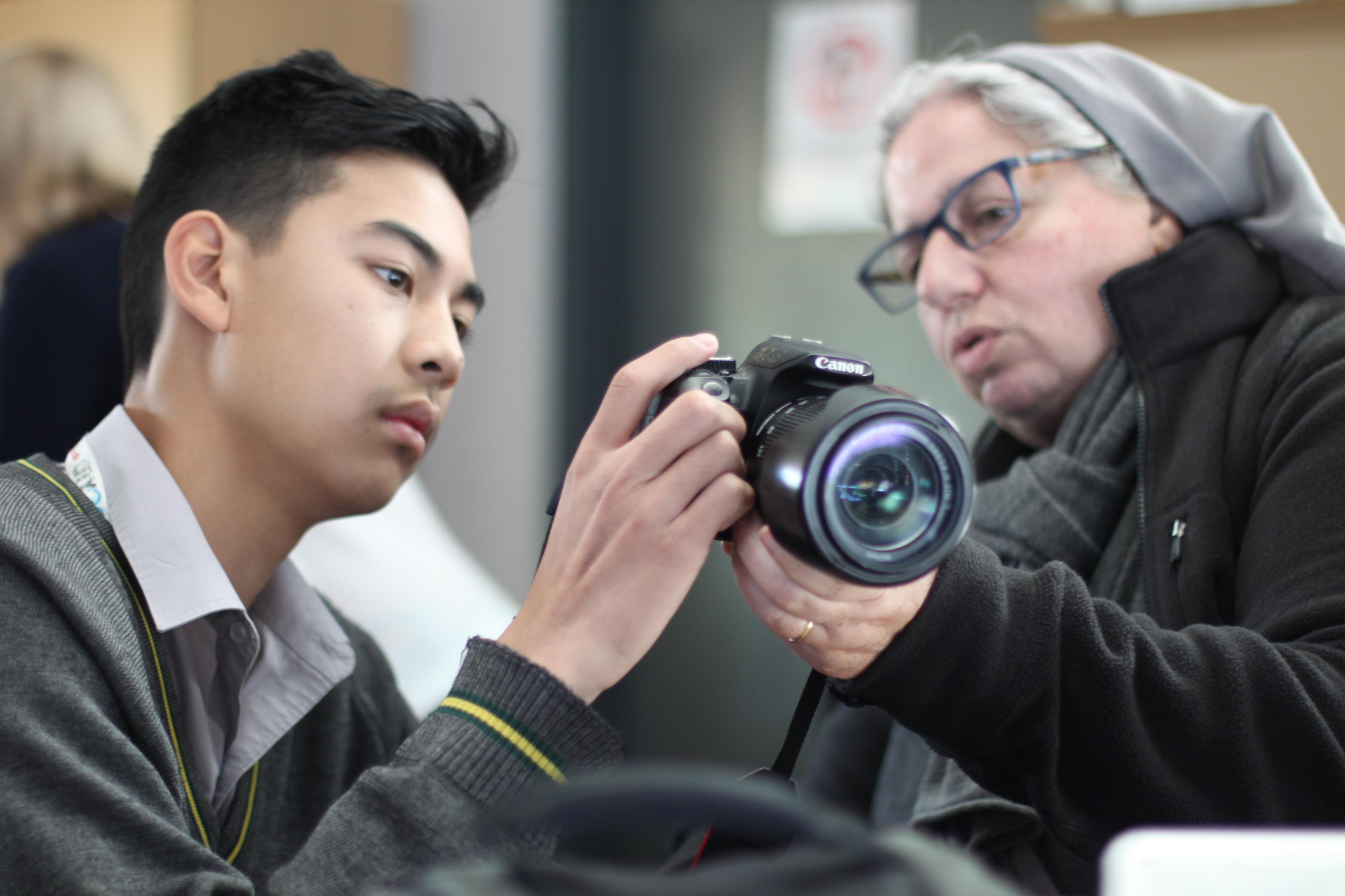 Juan, Photography Class