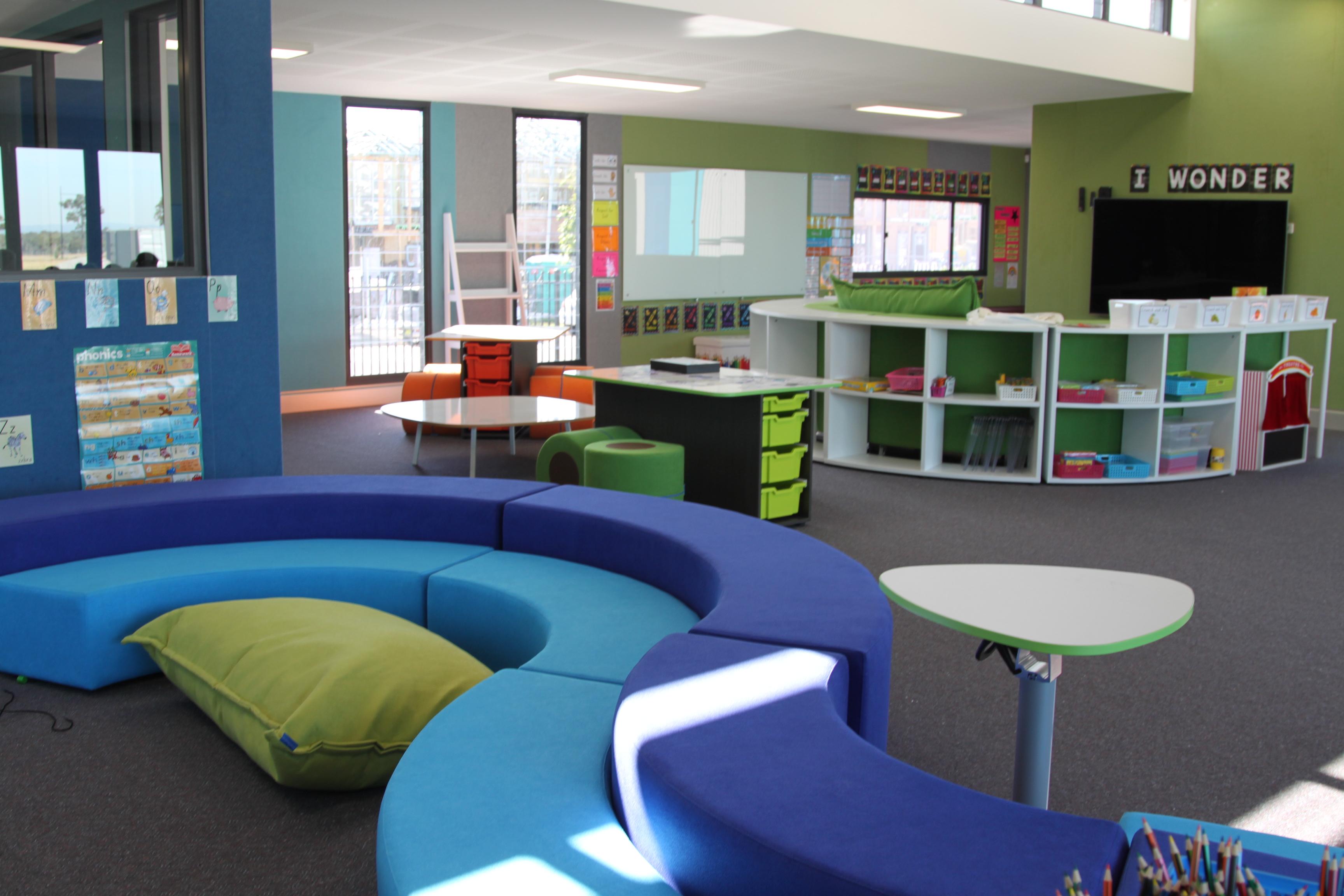 Los nuevos espacios educativos hoy